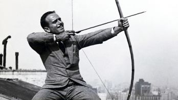 Douglas Fairbanks : Je suis une légende