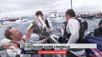 Les australiens sacrés à Marseille