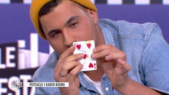 Kader Bueno le magicien !