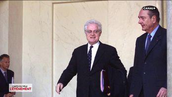 Jacques Chirac : La fin du quinquennat