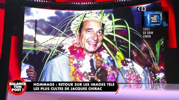 Les moments de folie de Jacques Chirac