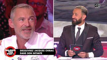 """Le cuisinier de l'Elysée Eric Duquenne : """"J'ai passé mes plus belles années avec Jacques Chirac"""""""