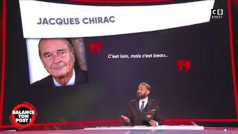 Les meilleures punchlines de Jacques Chirac