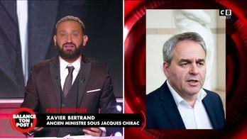 """Xavier Bertrand : """"Je me suis engagé en politique grâce à Jacques Chirac"""""""