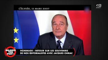 """Les adieux de Jacques Chirac aux Français : """"Pas un instant, vous n'avez cessé d'habiter mon cœur"""""""