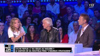 Le féminisme au théâtre selon Sylvie Testud