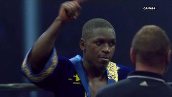 Souleymane Cissokho s'impose à l'unanimité contre Mikhaylenko