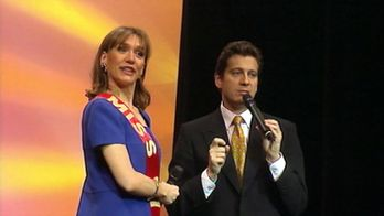 Laurent Gerra et Virginie Lemoine