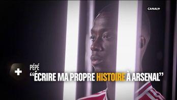 Interview de Nicolas Pépé