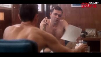 Naked men - Groland