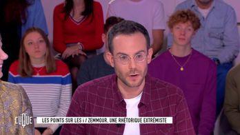 Zemmour, une rhétorique extrémiste