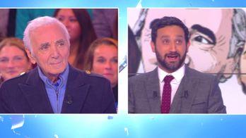 Meilleurs moments et hommage à Charles Aznavour dans TPMP