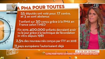 La PMA pour toutes les femmes bientôt autorisée en France