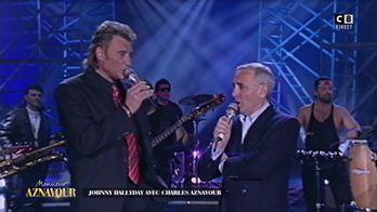 Charles Aznavour a écrit plus de 1300 chansons : Johnny Hallyday, Edith Piaf, Dorothée