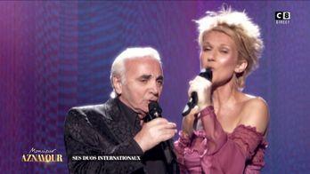 Les duos à l'international avec Charles Aznavour