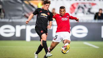 Alkmaar (Nld) / Manchester United (Gbr)