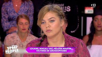 Les stars victimes de grossophobie : Louane, Magali Vaé, Héloïse Martin