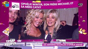 Ophélie Winter s'est rapprochée de sa famille pour demander de l'aide