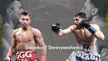 Golovkin - Gerevyanchenko
