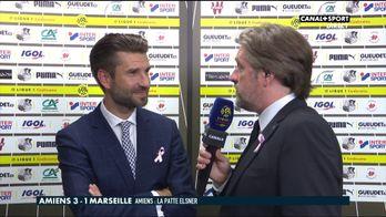 Luka Elsner comblé par la prestation de son équipe