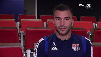 Interview d'Anthony Lopes