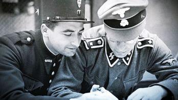 La police de Vichy