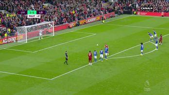 Liverpool / Leicester : le résumé