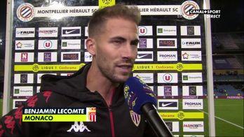 Les réactions de Lecomte et Jardim après la défaite de Monaco
