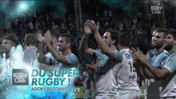 Bayonne en mode super rugby !