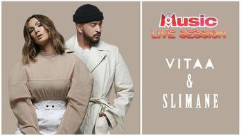 M6 MUSIC LIVE SESSION : VITAA & SLIMANE