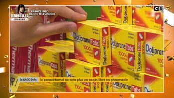 Paracétamol, ibuprofène : bientôt la fin de leur accès en libre service ?