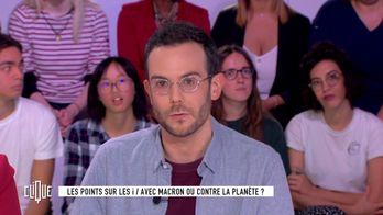 Avec Macron ou contre la planète ?