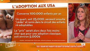 USA : quand des parents décident de rendre leur fils adoptif