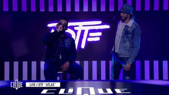 """DTF en live avec """"Atlas"""""""