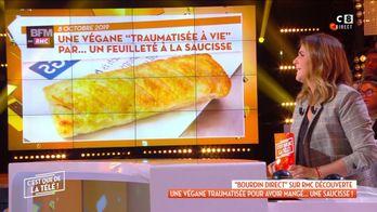Angleterre : une personne végane traumatisée pour avoir mangé une saucisse