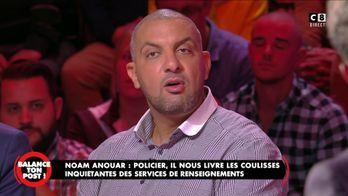 """Noam Anouar : """"Mickael Harpon a fait l'apologie du crime contre Charlie Hebdo et de l'hyper cacher"""""""