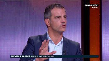 Blessé en Bleu, apte à Toulouse : le cas Thomas Ramos