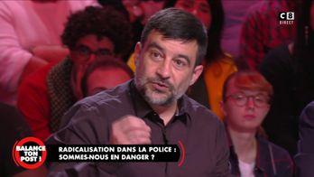 """David Vallat, ancien djihadiste """"Je réitère ma confiance absolue aux services de police"""""""