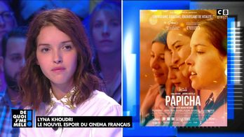 """Lyna Khoudri dans """"Papicha"""" : le nouvel espoir du cinéma français ?"""