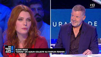 """Elodie Frégé de retour avec un nouvel album au parfum féminin : """"Gemme"""""""