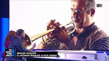 Ibrahim Maalouf, trompettiste, une passion héritée par son père