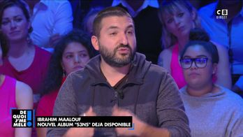 """Ibrahim Maalouf, son nouvel album """"S3NS"""" un opus qui n'a failli pas voir le jour"""