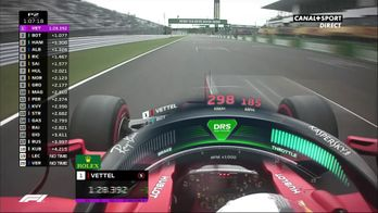 EL2 : On board Vettel