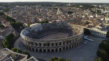 Le génie romain : les arènes françaises