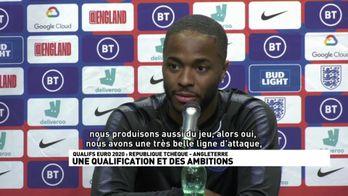 Angleterre - Une qualification et des ambitions