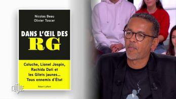 Olivier Toscer : Dans l'œil des RG