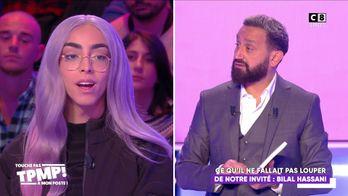 """Bilal Hassani revient sur sa sexualité : """"Ma première fois était à 13 ans et demi, c'était trop tôt"""""""