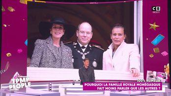 Pourquoi la famille royale monégasque fait moins parler que les autres ?