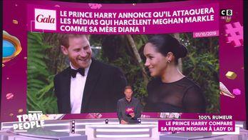 Le Prince Harry est-il manipulé par Meghan Markle ?