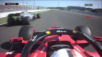 Faux départ pour Vettel ?